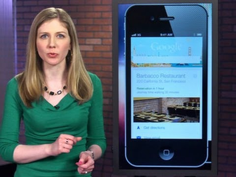 CNET Update - Google Now gives iPhone users a taste of Android