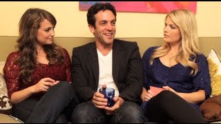BJ Novak @ Let's Talk About Something More Interesting