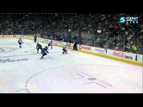 Joel Ward's Game Winner (Predators & Canucks) May 7, 2011 (video)