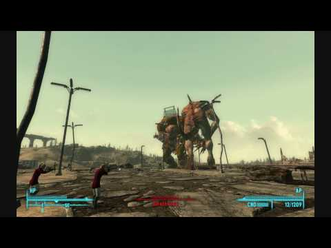 Fallout 3 Battle of Titans
