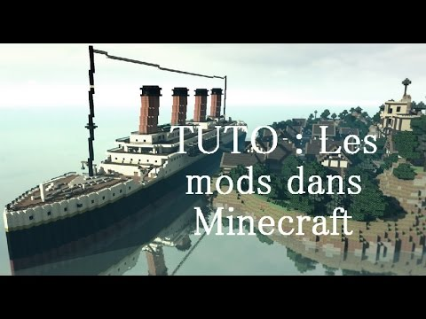 Tuto FR installer Mod / Forge / Minecraft