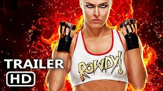PS4 - WWE 2K19 Ronda Rousey Trailer (2018)