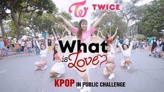 "[KPOP IN PUBLIC CHALLENGE] TWICE - ""What is love?"" (왓 이즈 러브?) DANCE COVER by Oops! Crew from Vietnam"
