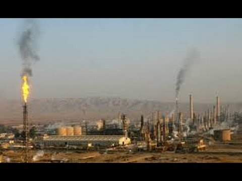 Iraq forces defeat militant push to take oil refinery