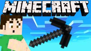 Minecraft - PICKAXE OF DARKNESS