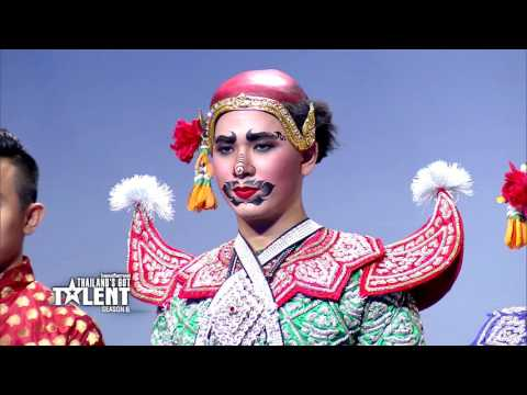 Thailand's Got Talent Season 6 EP2 6/6