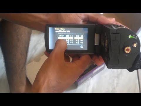 Unboxing Filmadora BenQ M32 - Português/Brasil