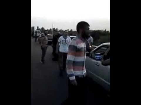 Vəhabilərin Sabirabada Yürüşünün Videosu Yayıldı