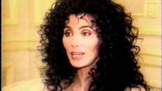 Cher Interview ET - Uninhibited Promotion (1988)
