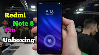 Redmi Note 8 Pro Unboxing | Redmi Note 8 Pro Unboxing - Price, Specification, Launch Date In India