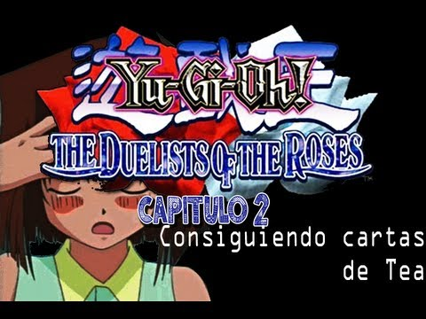 yu gi oh duelist of rose espanol:
