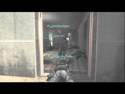 MW3 [HD] TROLOL Suicides and rage quits were commited!