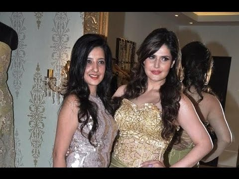 Zarine Khan: The Sexy Bollywood Bombshell