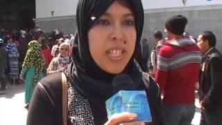 الشعب المغربي  يرد بقوة على تصريحات بان كيمون