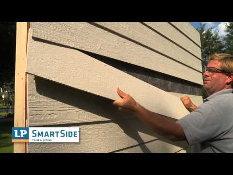Lp Smartside Withstands Tear Off Vs Fiber Cement
