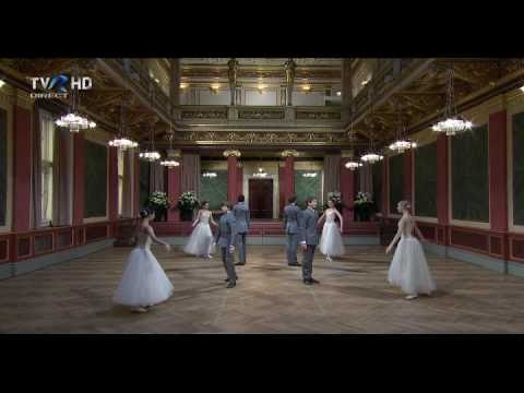 Johann Strauss (the Son) - The Blue Danube (dunărea Albastră) video