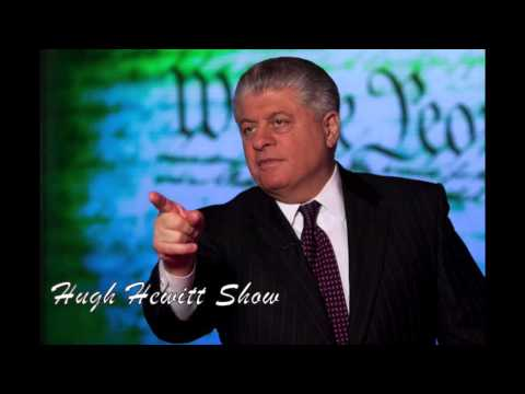 Fox News Judge Andrew Napolitano shocked by non-indictment of NYP officer