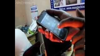 Final year projects ece-mobile phone voice(speech) control home automation systems