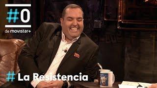 LA RESISTENCIA - Entrevista a Alejandro Cao de Benós   #LaResistencia 14.02.2018