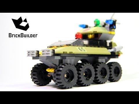 Lego Super Heroes 76017 Captain America vs. Hydra - Lego Speed Build