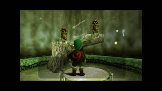 The Legend of Zelda Ocarina of Time Gameplay CAGE parte 14