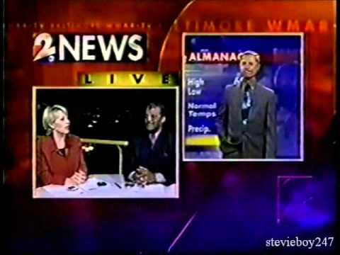 WMAR-TV Baltimore - 2 News at 11PM (May 23rd, 2000)