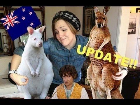 MY DRUNK KITCHEN! AUSTRALIA! NEW ZEALAND!