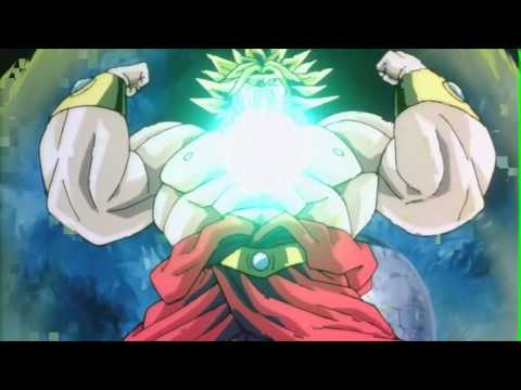 Dragonball Z Movie 08 (trailer) - Broly The Legendary Super Saiyan 1280x720p Hd Fanmade Trailer 2011 video