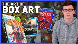 The Art of Box Art - Scott The Woz