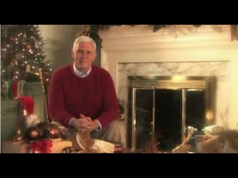 Seasons Greetings from Gov.-elect Mike Pence