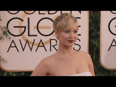 Jennifer Lawrence Calls Nude Photo Hacking A 'sex Crime' video