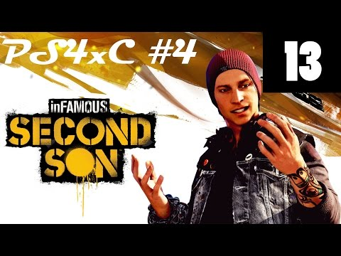 InFamous Second Son #13 Возвращение Героя (Дурная репутация Второй сын)