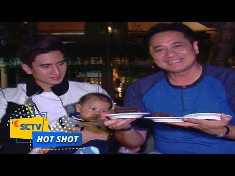 download lagu Kejutan Verrel Untuk Ulang Tahun Ayahnya - Hot Shot gratis