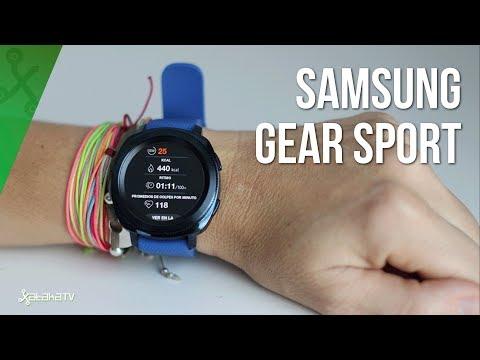 Samsung Gear Sport, análisis: LA RESISTENCIA de los smartwatch para Android