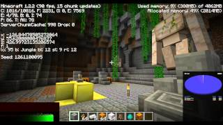 Let's Show Minecraft 1.2.3 Alle Infos! [Deutsch] [HD]