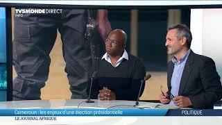 Cameroun : A 4 jours de la présidentielle, questions sur les enjeux du scrutin