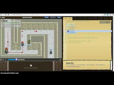 Aprende a Programar Javascript Jugando con CodeCombat