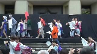 「Weラブよさこい2012〜東京花火×アナウンス研究会〜」