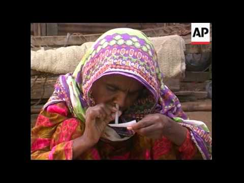 Pakistan: Growing Drug Epidemic - 2000