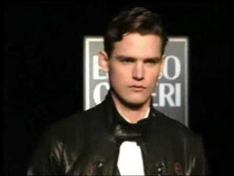 Enrico Coveri FallWinter Menswear 2009-10 Collection HQ Video
