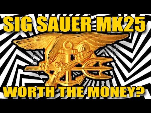 SIG SAUER® P226® Mk25 Navy SEALs Edition - Worth the extra money?