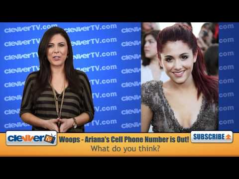 Jennette McCurdy Accidentally Gives Out Ariana Grande's Phone Number!