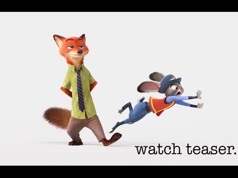 Zootopia US Teaser Trailer thumbnail
