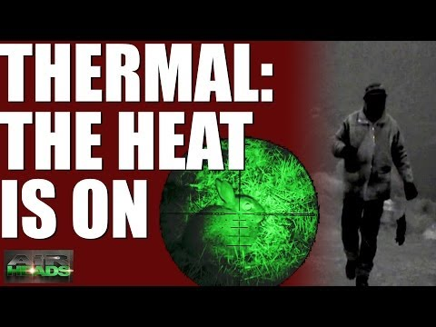 AirHeads - airgun hunting with THERMAL
