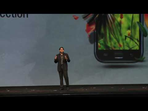 Samsung Galaxy S - CTIA 2010 Keynote & Unpacked Highlights