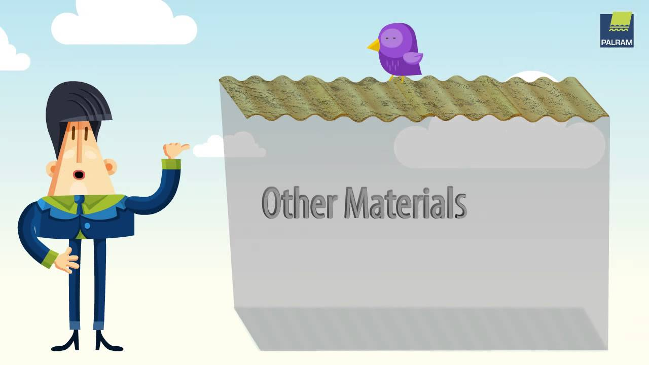 SUNTUF Versus Other Materials