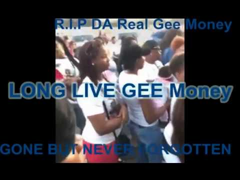 Gee Money Funeral Footage