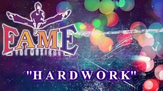Fame The Musical Hard Work Karaoke