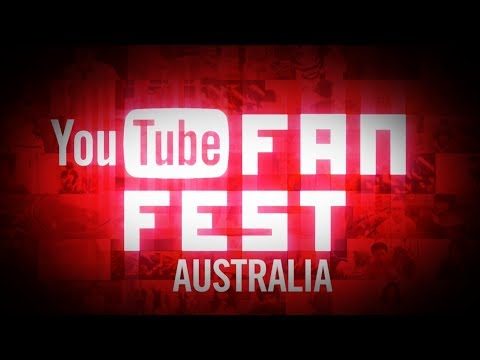 YouTube FanFest Australia Live - May 31st, 2014