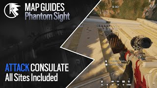 Attack Guide for Consulate - all sites included, subtitles available
